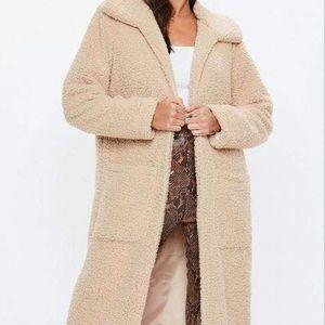 Teddy coat 🧥🐻💜
